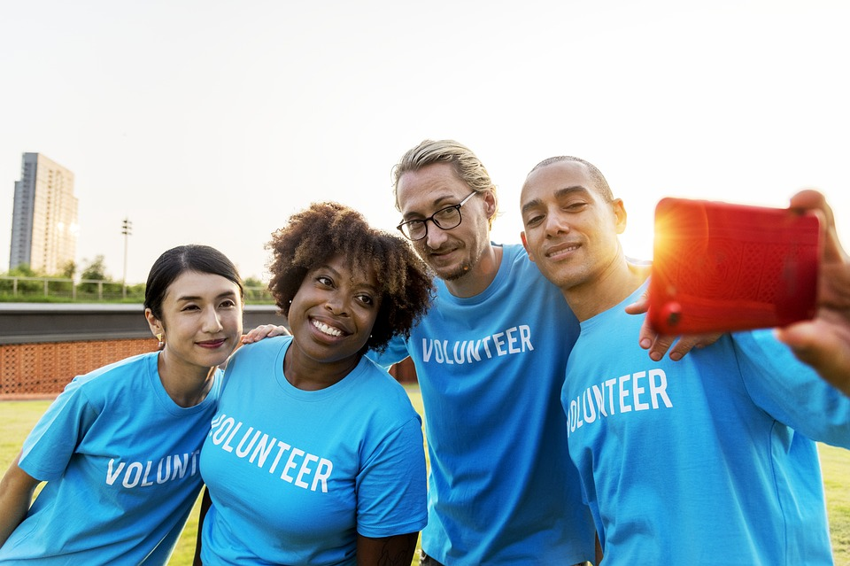 Devenez Volontaire