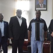 Canadian NGO ZOOM DPSD Received by Ambassador Ezechiel NIBIGIRA